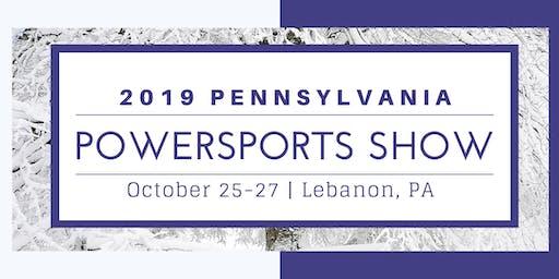 PA Powersports Show 2019