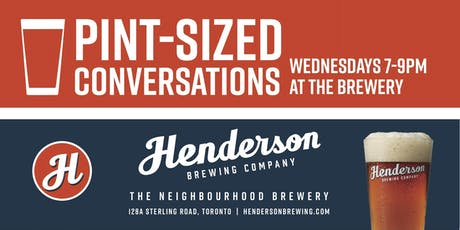 Pint-Sized Conversations tickets