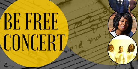 Be Free Concert tickets