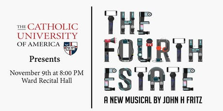 The Fourth Estate: A New Musical tickets