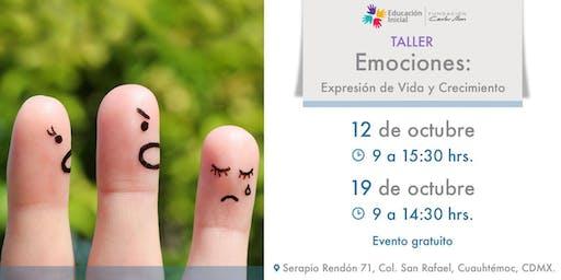 Emociones: Expresión de Vida y Crecimiento