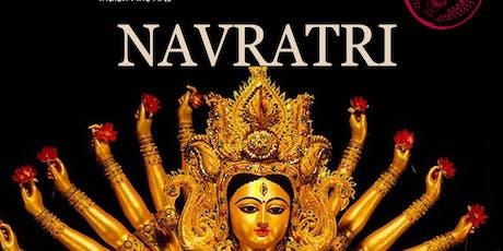 NAVRATRI - Espectáculo de Danzas Clásicas de la India + Cena Hindú - entradas
