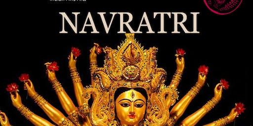 NAVRATRI - Espectáculo de Danzas Clásicas de la India + Cena Hindú -