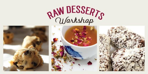 Fall in Love with Raw Desserts with Katie Saleh