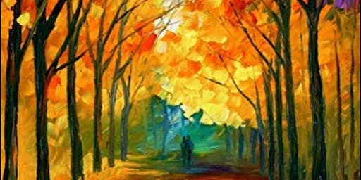 Oil Painting Class - Fall Foliage