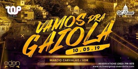 Vamos pra Gaiola ( tickets
