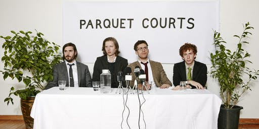 Parquet Courts with Teddy Bear Orchestra