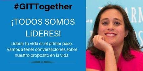 #GITTogether: ¡Todos somos líderes! Sesión II entradas