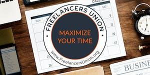 Tucson Freelancers Union SPARK: Maximize Your Time