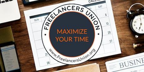 Tucson Freelancers Union SPARK: Maximize Your Time tickets