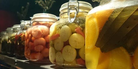 Preserving, Pickling and Drying Produce tickets