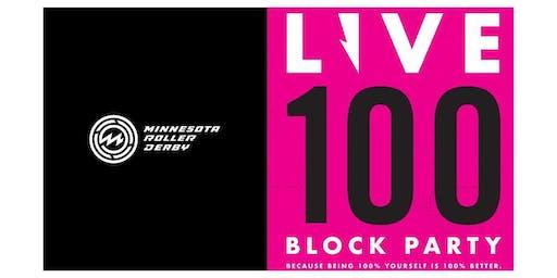 Live 100 Block Party