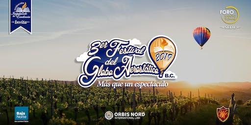 Festival del Globo Aerostático B.C.