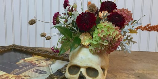 Halloween Floral Workshop