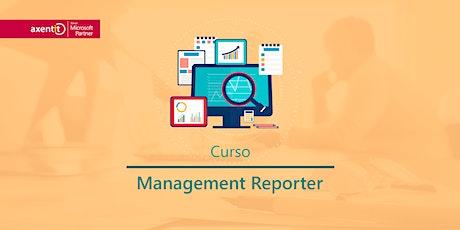 Management Reporter entradas