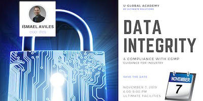 Data Integrity & Compliance with CGMP   Guidance for Industry