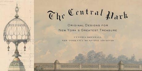 Central Park: Original Designs for New York's Greatest Treasure tickets