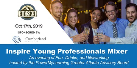 Inspire Young Professionals Mixer tickets