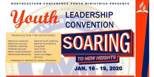 NEC YOUTH LEADERSHIP CONVENTION 2020