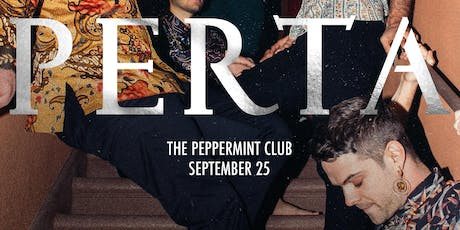 PERTA at The Peppermint Club tickets