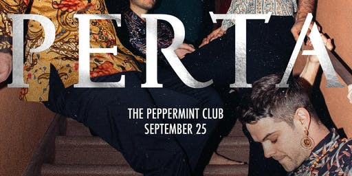 PERTA at The Peppermint Club