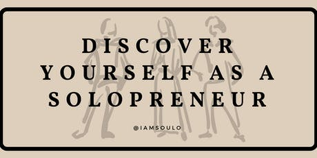SOULO: Discover Yourself as a Solopreneur tickets