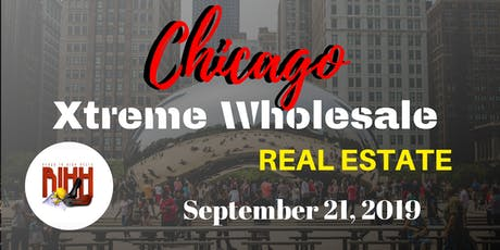 Xtreme Wholesaling Real Estate tickets