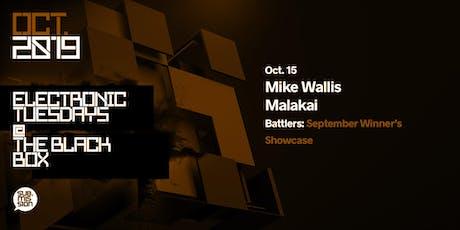Mike Wallis & Malakai at Sub.mission Electronic Tuesdays tickets