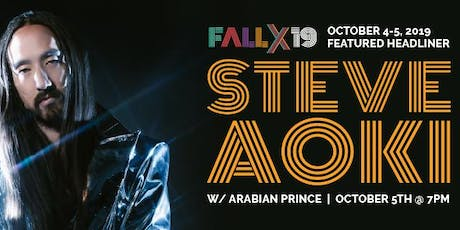 Fall Experiment 2019 tickets