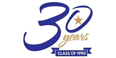 Class of 1990 30th Pearl Edition Reunion - OLD tickets