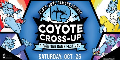 Coyote Cross Up 2019 tickets