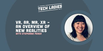 *Webinar* VR, AR, MR, XR - An Overview of New Realities