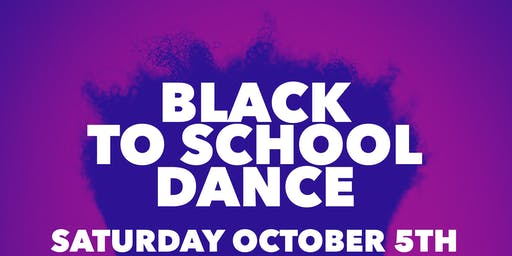 "Jack and Jill Seattle Teen Group 2019 ""Black to School"" Dance"
