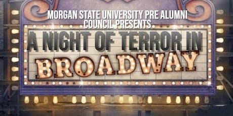 A NIGHT OF TERROR: MOVIE NIGHT tickets