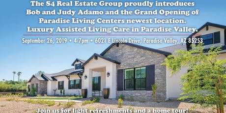 "Paradise Living Center Paradise Valley~ ""  Grand Opening "" tickets"