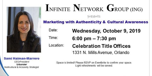 Marketing with Authenticity & Cultural Awareness