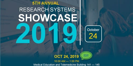 5th Annual Research Systems Showcase