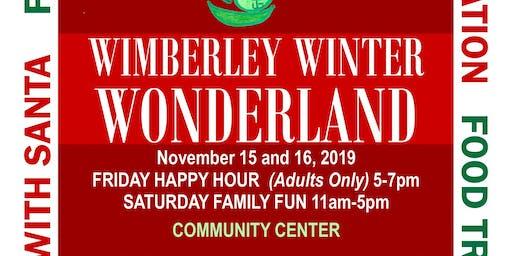 Wimberley Winter Wonderland 2019