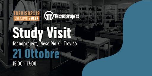 Study visit in TECNOPROJECT di Riese Pio X: lusso customizzato 100%