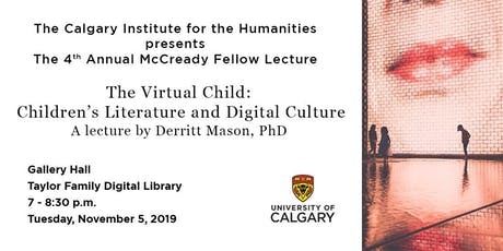 The Virtual Child: Children's Literature and Digital Culture tickets