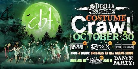 CBT's Thrills & Chills Costume Crawl tickets