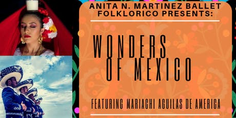 ANMBF Presents: Wonders of Mexico tickets