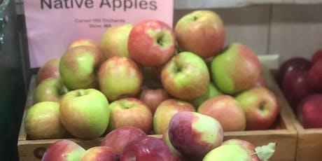 Preschool Farm Playgroup - Apple Adventure tickets