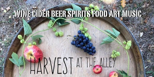 Artisan Alley of Windsor  - Harvest Friday Night In The Alley  - Sept 20