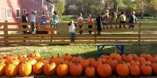 Toddler Farm Playgroup - Fall on the Farm