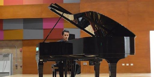 Concierto de piano con Kuniyoshi Nakahara
