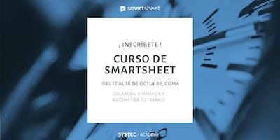 Colabora, simplifica y automatiza tu trabajo con Smartsheet