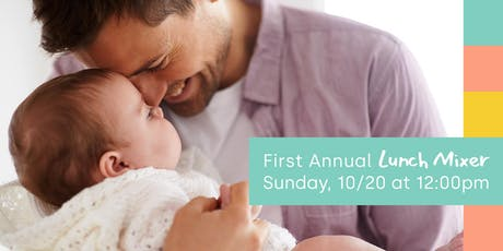 San Diego Fertility Center's First Annual Intended Parents Lunch Mixer! tickets