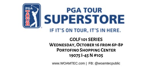 WOAMTEC Golf 101 Series Part 2