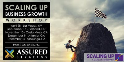 2020 Scaling Up Business Growth Workshop - Las Vegas, NV